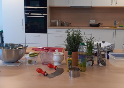 Wer hätte das gedacht? – Online Kochen mit VITAL