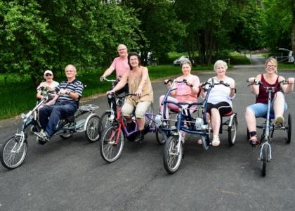 Radfahren und Bewegung – Angebote im Projekt KopfHerzHand
