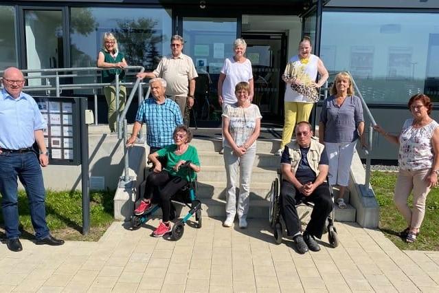 Gruppensprechertreffen der Stiftung Schlaganfall-Hilfe in Zwickau 2020