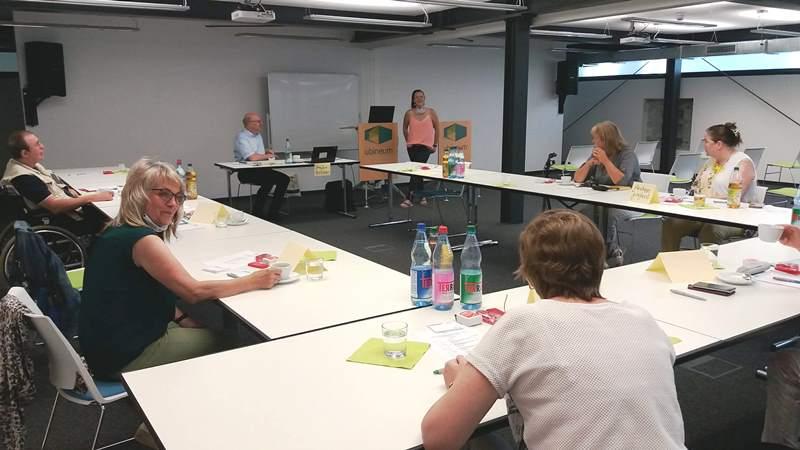 Gruppensprechertreffen der Stiftung Schlaganfall-Hilfe Zwickau 2020