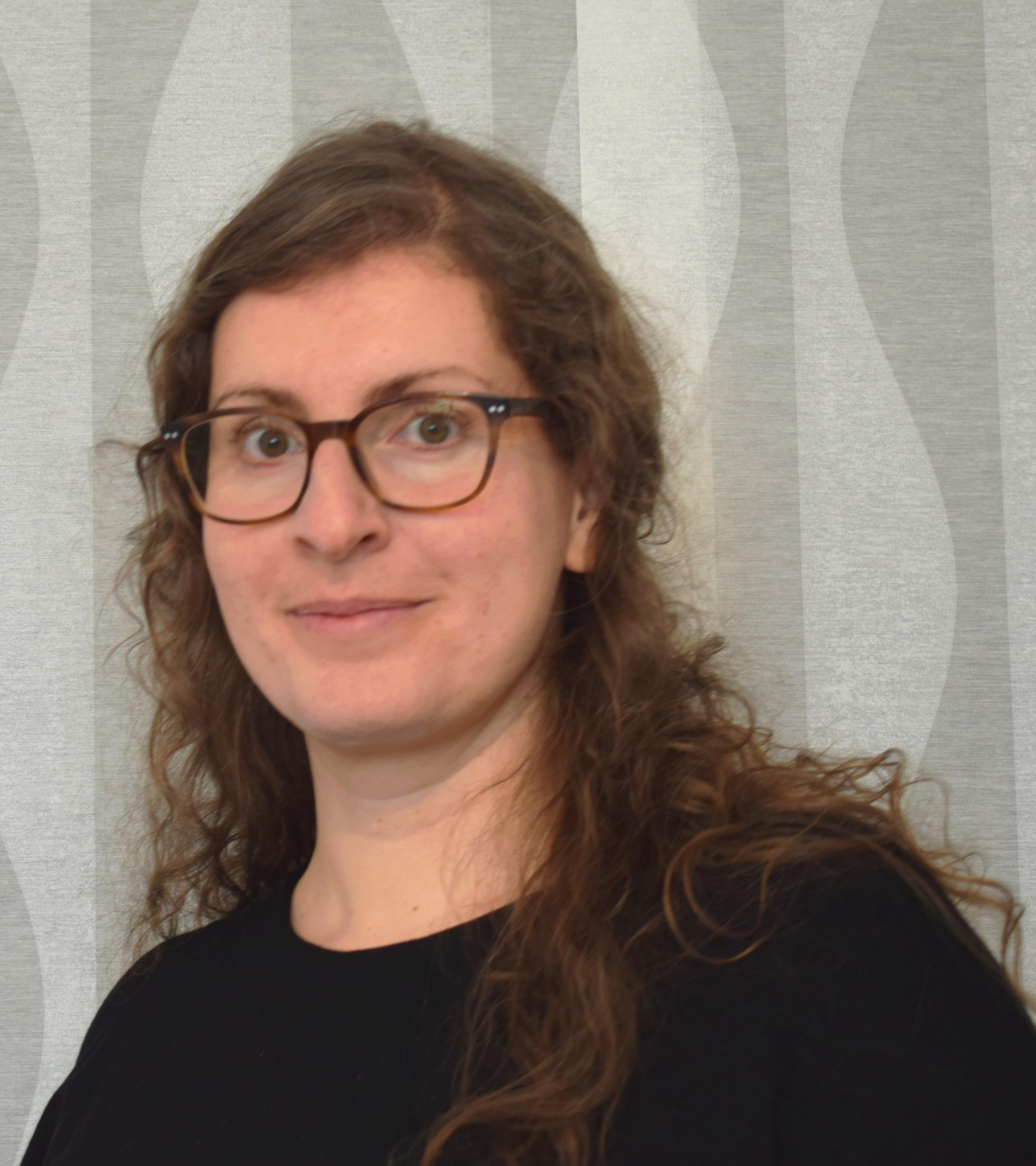 Beraterin Stefanie Wolf